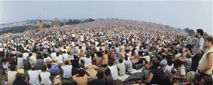 woodstock by john dominis