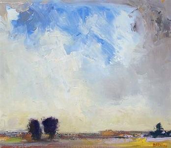 sky rhythm by ira barkoff