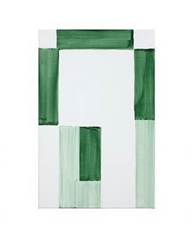 untitled (green) by robert holyhead