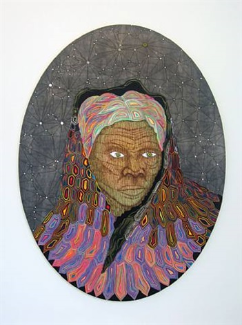 harriet (last portrait) by matthew day jackson