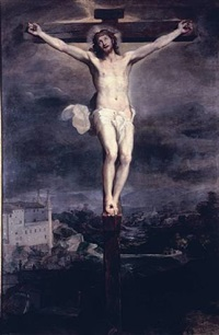 christ expiring on the cross by federico barocci