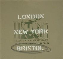 heavy weaponry (london, new york, bristol) by banksy