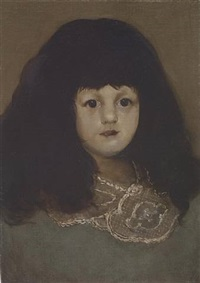 l'enfant en froulard (after vaffe) by edward kay