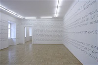 xml-svg code, source code of the exhibition space at galerie nächst st. stephan by karin sander