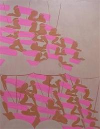 elastic pink by tala madani