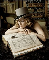 madonna and the mouse by lorenzo agius