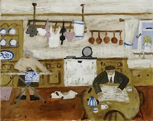 a woman's work by gary bunt
