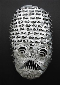 untitled (mask) by neckface