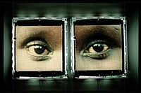 the eyes of guetete emerita by alfredo jaar