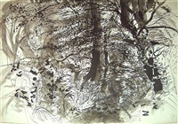 tree study by ceri richards