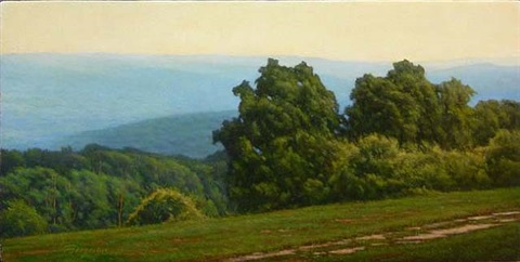 connecticut hills (sold) by peter bergeron