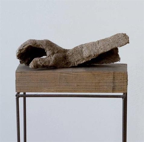 anatomy 14 by magdalena abakanowicz