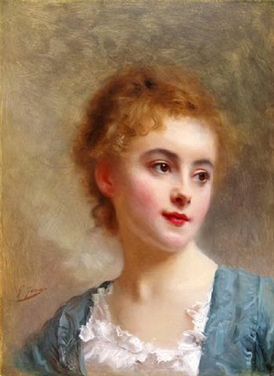 distant thoughts by gustave jean jacquet