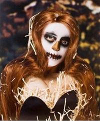 scarecrow portrait by marnie weber