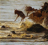 chaotic crossing by tony karpinski