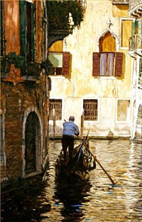 venice by tony karpinski