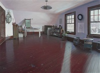 studio interior by andrew lenaghan