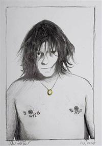 la métamorphose de l'artiste (hommage à jacques mesrine) by jan fabre