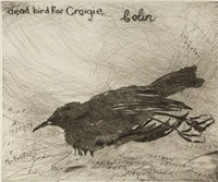 dead bird for craigie 1 by colin self