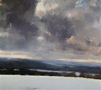 large ramsay sky by eric aho