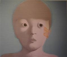 my memory no. 1 by zhang xiaogang