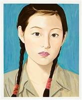 china girl by qi zhilong