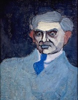 abraham walkowitz by milton avery