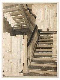 treppe (stairway) by olaf metzel