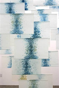 locus of water installation (detail) by seiko tachibana
