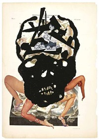 ovarian cysts by wangechi mutu