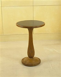 guéridon / pedestal table by armand-albert rateau