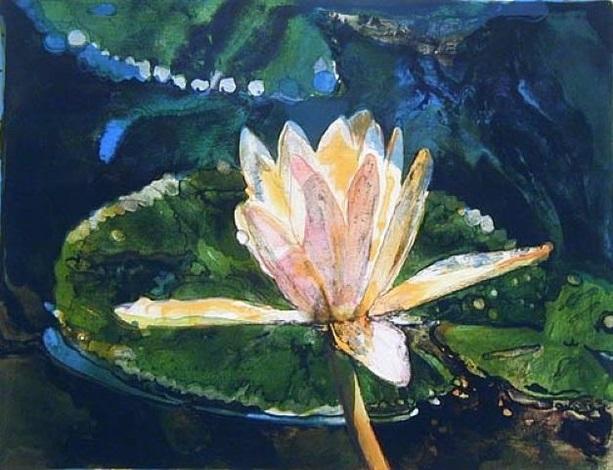 new lily by joseph raffael