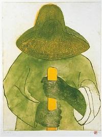 scarecrow by hoo mojong