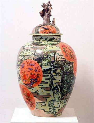 barbaric splendour by grayson perry
