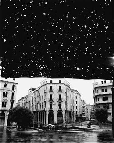 place de l'etoile by fouad elkoury