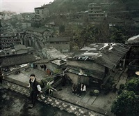 old town story (fengjie) by chen jiagang