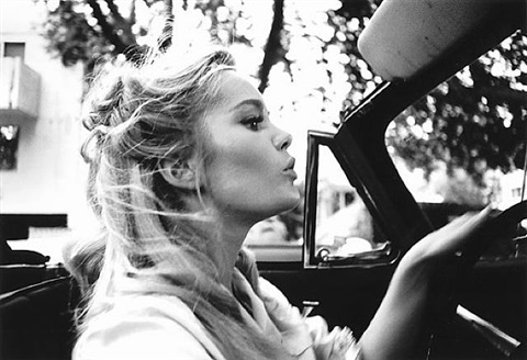 tuesday weld, 1965 by dennis hopper