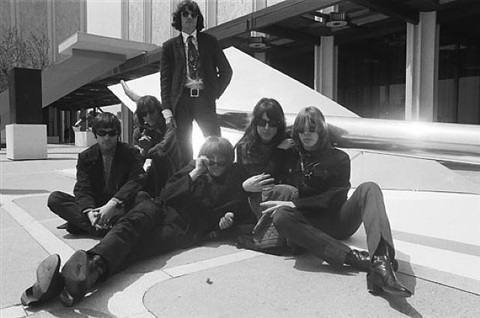 jefferson airplane, 1965 by dennis hopper
