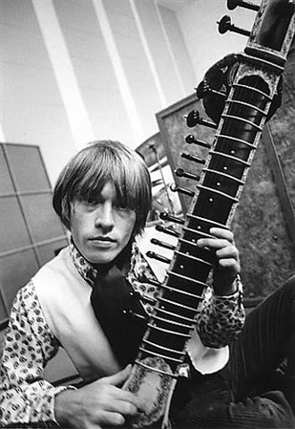 brian jones, 1965 by dennis hopper