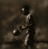 boy with ball, como, ms by jack spencer