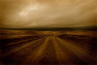 road to livingston, montana by jack spencer