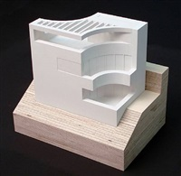model for casa blanco by simon ungers