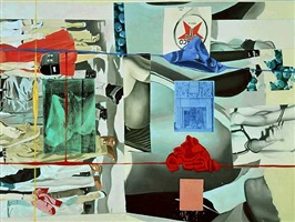 picture builder by david salle
