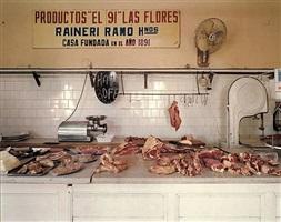 butcher shop by guillermo srodek-hart