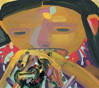 feelings by dana schutz
