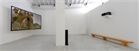 installation view by victor alimpiev