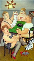 strip poker by beryl cook