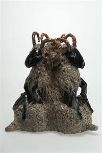 drie zwarte rammetjes by carolein smit