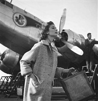 suzy parker, maroc by georges dambier