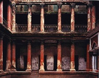 khelat hall, north calcutta, india by laura mcphee